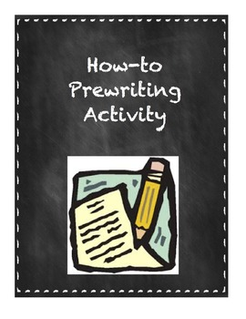 How-to Prewriting