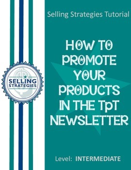 How to Promote Your Products in the TpT Newsletter