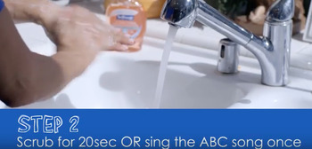 How to Properly Wash Hands to Avoid Contamination Video