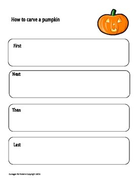How to Pumpkin Writing