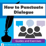 How to Punctuate Dialogue - Distance Learning