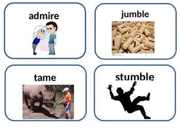 How to Raise a Raisin amazing and vocabulary words