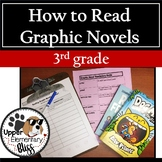 How to Read Graphic Novels 3rd grade unit