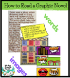 How to Read Graphic Novels: Overview, Activities