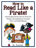 How to Read Like a Pirate: Central Message & Theme for Young Readers