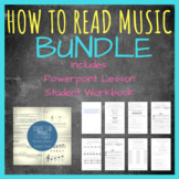 How to Read Music BUNDLE