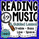 How to Read Music: Treble and Bass Clef