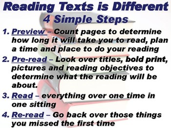 How to Read (Textbooks)