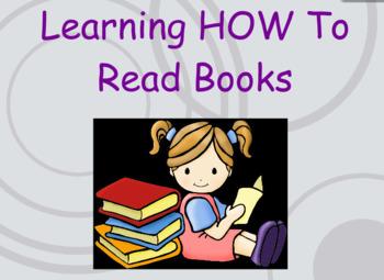 How to Read & Tone Flipchart