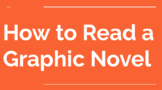 How to Read a Graphic Novel PowerPoint