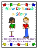 How to Read a Story (Let's Write Series)