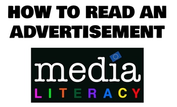 How to Read an Advertisement - RL.8.2.