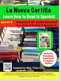 How to Read in Spanish! La Nueva Cartilla  PowerPoint Audi