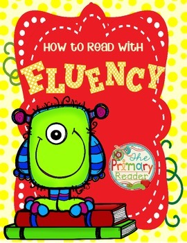 HOW TO READ WITH FLUENCY Vol 3 { NO PREP  Passages, Activi