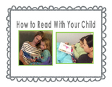 How to Read with Your Child- Video Resource for your students' Families