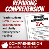 How to Repair Comprehension (Reading Comprehension Strateg