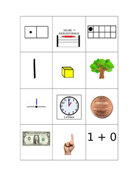 How to Represent Numbers up to 10