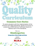 How to Retell Familiar Stories - Kindergarten Lesson Plan