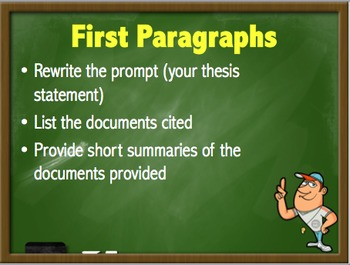 How to Rock State ELA Exams/Test PowerPoint -ENGLISH Test Taking Tips