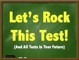 How to Rock State ELA Exams/Test PowerPoint -ENGLISH Test