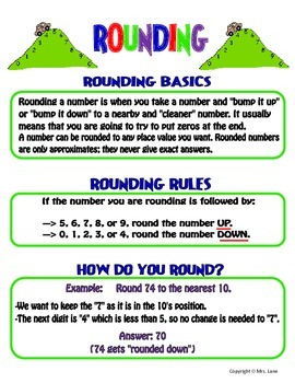 How-to Round Whole Numbers