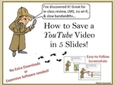 How to Save a YouTube the Easy Way!