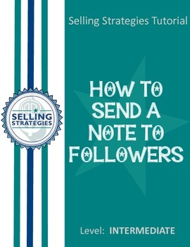How to Send a Note to Followers