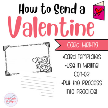 How to Send a Valentine Sequencing Activity