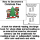 Sequence and Write: How to Decorate a Christmas Tree