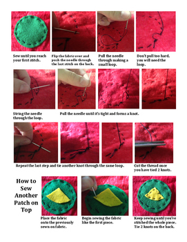 How to Sew: Page 2