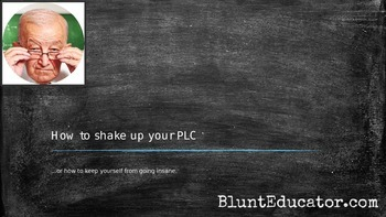 How to Shake Up Your PLC