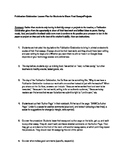 How to Share Final Essays as a Class: Publication Celebration Instructions