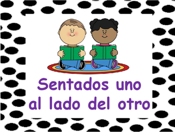 How to Share Reading with a Friend (for Spanish Readers' Workshop)