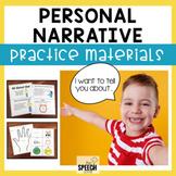 Personal Narrative Skills