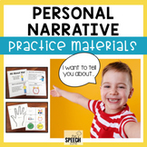 Personal Narrative Skills
