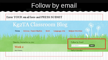 How to Sign Up for a Blog