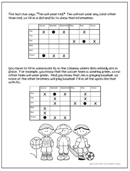 How to Solve LOGIC PUZZLES Using Grids: Increase Critical Thinking Skills FREE