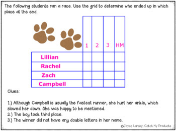 How to Solve Problems - Logic Puzzles