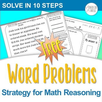 How to Solve Word Problems