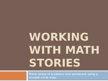 How to Solve a Math Word Problem PPT
