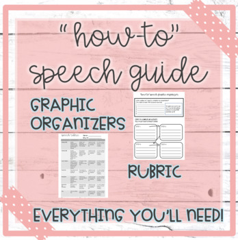 How-to Speech Guide