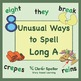 How to Spell Long a Word Families Bundle