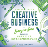 How to Start a Creative Business Textbook