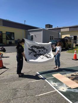 How to Start a Steamroller Printmaking Event at Your School!