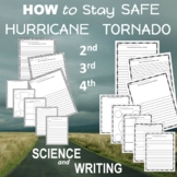 How to Stay Safe During a Hurricane and During a Tornado P