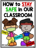How to Stay Safe (Healthy) in Our Classroom / COVID19 / Po