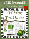 FREE How to Successfully Sell Lesson Plans, Units, and Activities on TPT