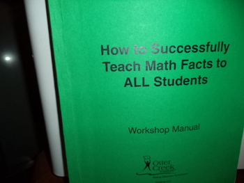 How to Successfully Teach Math Facts