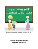 How to Support Your Elementary School Teacher