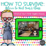 How to Survive: Advice to Next Year's Students